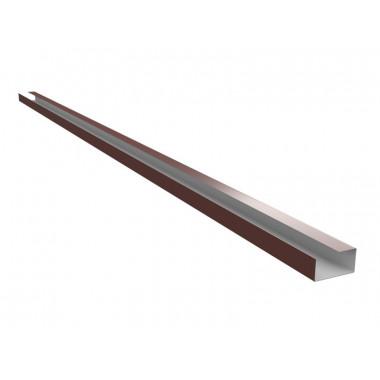 Герметизирующая планка конька U.S.Steel 0,45 ZN140 Polyester