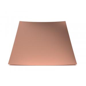 Гладкий лист Медь КМЕ 0,55×1000×2000