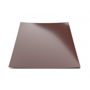 Гладкий лист Sutor 0,38 ZN80 Polyester