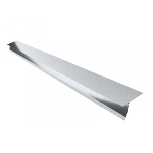 Капельник для фальцевой кровли Arcelor 0,5 AlZn150 Алюмоцинк