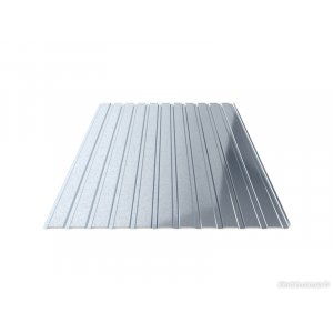 Профнастил С-12 Arcelor 0,5 AlZn150 Алюмоцинк