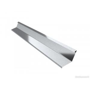 Внутренний перегиб Arcelor 0,5 AlZn150 Алюмоцинк