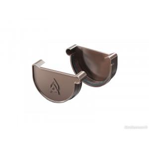 Заглушка желоба с уплотнителем левая ProAqua 150 / 110